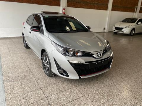 Toyota Yaris 1.5 S usado (2019) color Gris precio $3.100.000