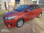 Toyota Yaris 1.5 S CVT usado (2016) color Naranja precio $1.350.000