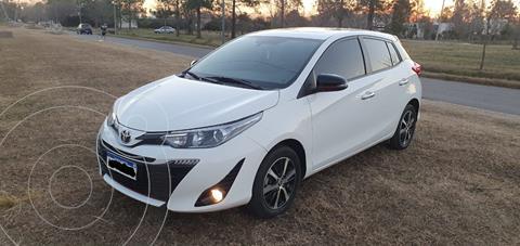 Toyota Yaris 1.5 S usado (2019) color Blanco precio $2.650.000