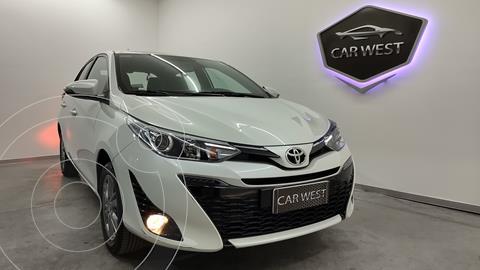 Toyota Yaris 1.5 XLS usado (2020) color Blanco precio $3.250.000