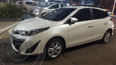 Toyota Yaris 1.5 XLS usado (2019) color Blanco Perla precio $1.480.000