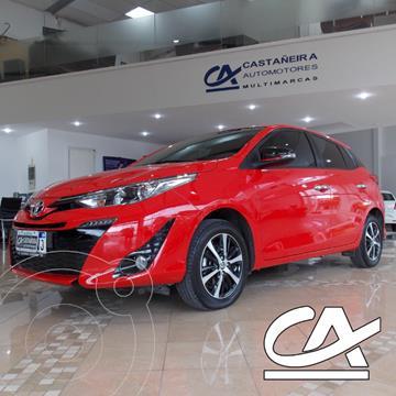 Toyota Yaris 1.5 S usado (2019) color Rojo precio $2.285.000