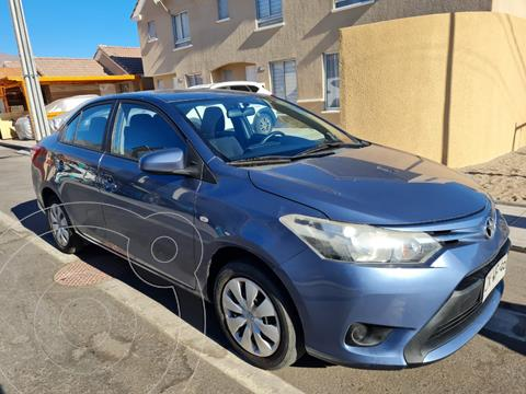 Toyota Yaris 1.5L GLi  usado (2018) color Azul precio $10.300.000