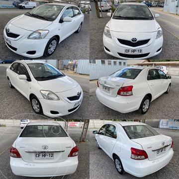 Toyota Yaris 1.5 GLi  usado (2010) color Blanco precio $5.380.000