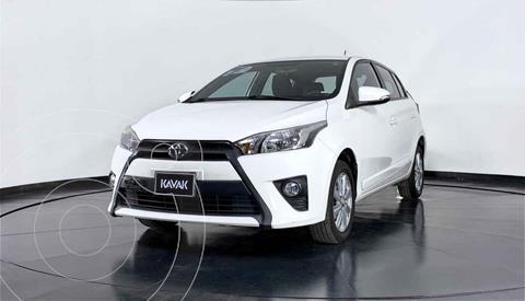 Toyota Yaris LE Aut usado (2017) color Blanco precio $219,999