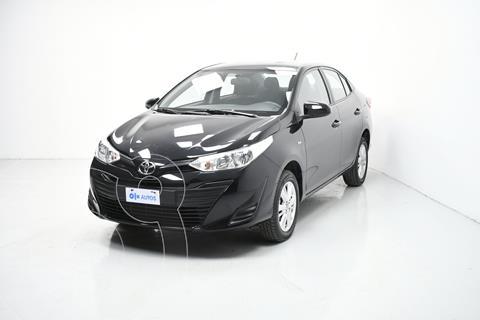 Toyota Yaris 5P 1.5L Core usado (2018) color Negro precio $194,000
