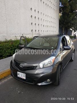 Toyota Yaris 5P 1.5L Premium Aut usado (2012) color Gris precio $110,000