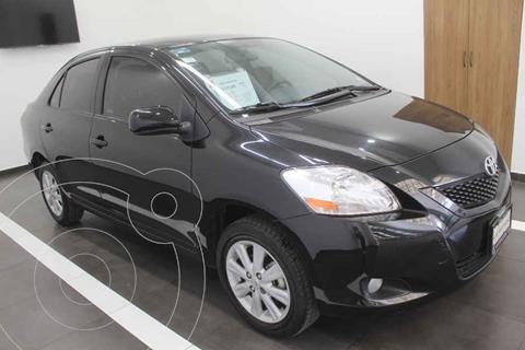 Toyota Yaris Premium Aut usado (2016) color Negro precio $157,000