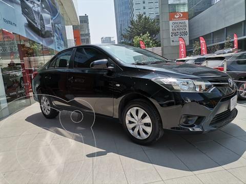 Toyota Yaris 5P 1.5L Core Aut usado (2017) color Negro precio $180,000