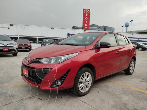 Toyota Yaris 5P 1.5L S usado (2017) color Rojo precio $239,000
