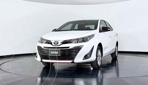 Toyota Yaris S usado (2018) color Blanco precio $239,999