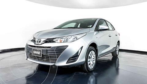 Toyota Yaris Core usado (2018) color Plata precio $204,999