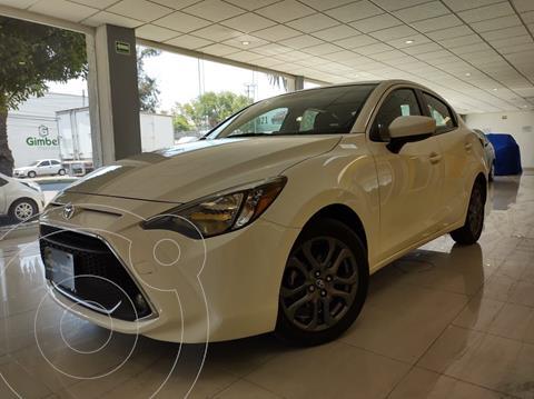 Toyota Yaris 5P 1.5L S usado (2019) color Blanco precio $269,900