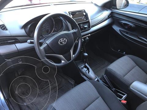 Toyota Yaris 5P 1.5L Premium Aut usado (2017) color Gris precio $100,500