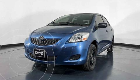 Toyota Yaris Core usado (2015) color Azul precio $139,999
