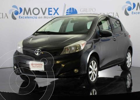 Toyota Yaris 5P 1.5L Premium Aut usado (2012) color Gris precio $150,000