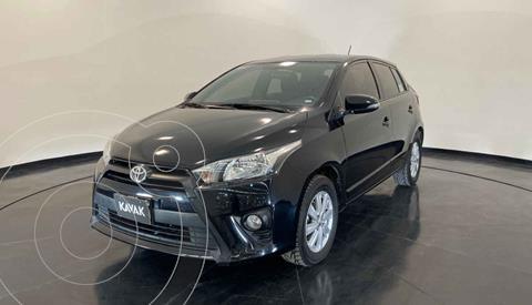 Toyota Yaris Core usado (2017) color Negro precio $197,999