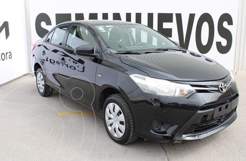 Toyota Yaris 5P 1.5L Core usado (2017) color Negro precio $199,000