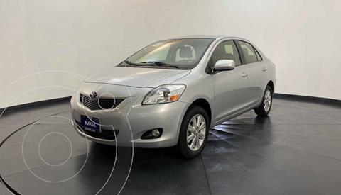 Toyota Yaris Premium Aut usado (2014) color Plata precio $144,999