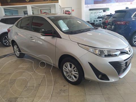 Toyota Yaris 5P 1.5L S usado (2019) color Plata precio $249,900