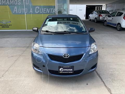 Toyota Yaris 5P 1.5L Core usado (2016) color Azul precio $165,000