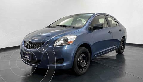 Toyota Yaris Core usado (2014) color Azul precio $132,999