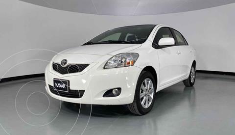 Toyota Yaris Premium Aut usado (2014) color Blanco precio $147,999