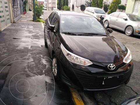 Toyota Yaris 5P 1.5L Core usado (2018) color Negro precio $184,999