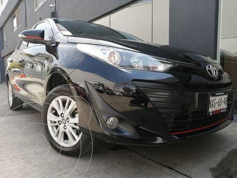 Toyota Yaris 5 PTS HB S, TM5, A/AC, F NIEBLA, RA-15 usado (2020) color Negro precio $269,800