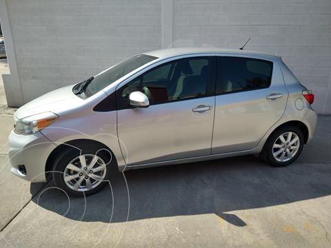 Toyota Yaris 5P 1.5L Premium Aut usado (2014) color Plata precio $139,000