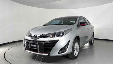 Toyota Yaris S usado (2018) color Plata precio $224,999