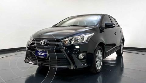 Toyota Yaris LE Aut usado (2017) color Negro precio $214,999