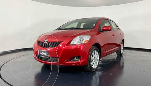 Toyota Yaris Core usado (2016) color Rojo precio $172,999