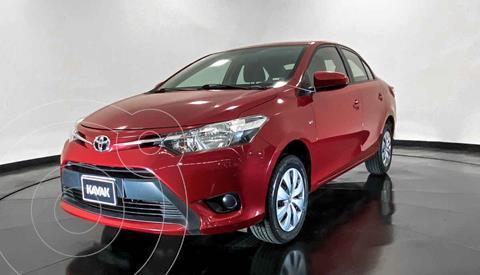 Toyota Yaris Core Aut usado (2017) color Gris precio $182,999