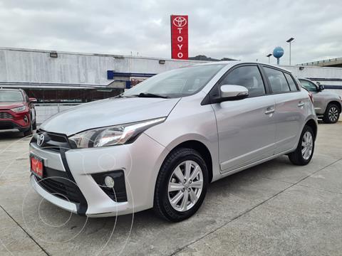 Toyota Yaris 5P 1.5L S Aut usado (2017) color Plata precio $209,000