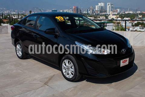 Toyota Yaris Core Aut usado (2019) color Negro precio $204,700