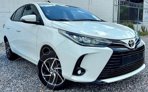 Toyota Yaris 5P 1.5L S usado (2021) color Blanco precio $268,000