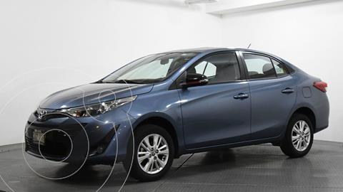 Toyota Yaris 5P 1.5L S usado (2018) color Azul precio $197,560