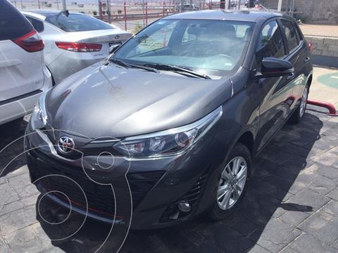Toyota Yaris 5P 1.5L S usado (2020) color Gris Oscuro precio $305,000