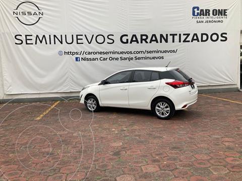 Toyota Yaris 5P 1.5L S usado (2019) color Blanco precio $239,000