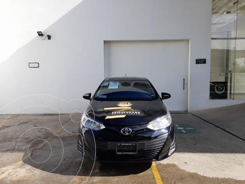 Toyota Yaris 5P 1.5L Core usado (2019) color Negro precio $229,000