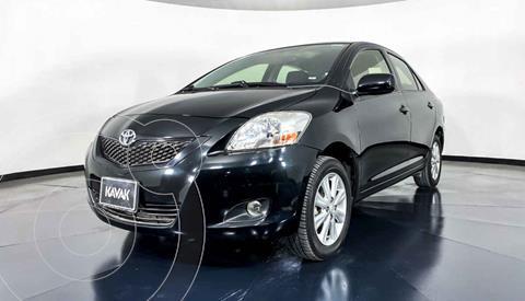 Toyota Yaris Core usado (2016) color Negro precio $172,999