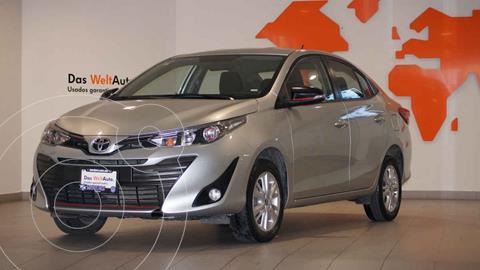 foto Toyota Yaris S usado (2019) color Plata precio $249,900
