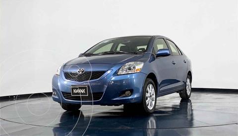 Toyota Yaris 5P 1.5L Premium usado (2015) color Azul precio $157,999