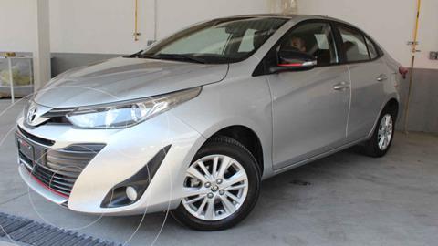 Toyota Yaris S usado (2020) color Plata precio $270,000