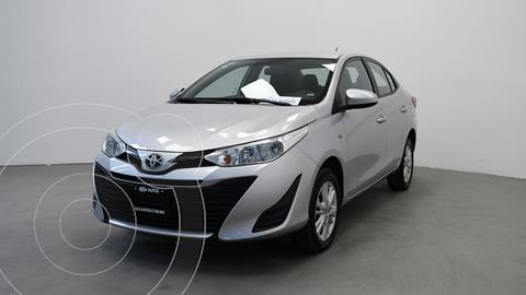 Toyota Yaris 5P 1.5L Core Aut usado (2018) color Plata Dorado precio $199,000