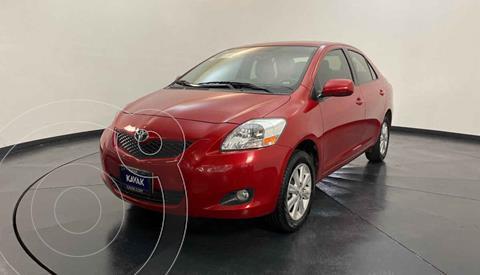 Toyota Yaris Premium usado (2016) color Rojo precio $162,999