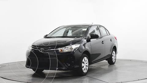 Toyota Yaris 5P 1.5L Core usado (2017) color Negro precio $193,800