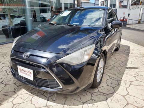 Toyota Yaris LE usado (2016) color Negro precio $195,000