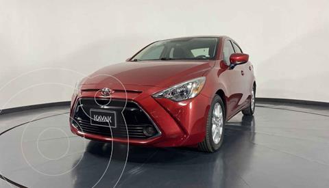 Toyota Yaris LE usado (2016) color Rojo precio $214,999